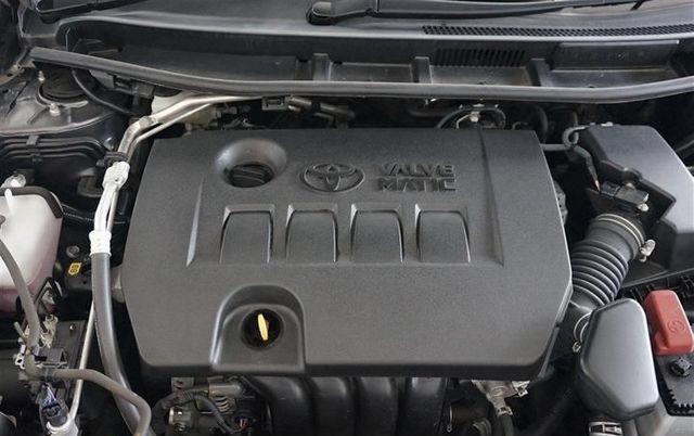 2015 Toyota Allion full