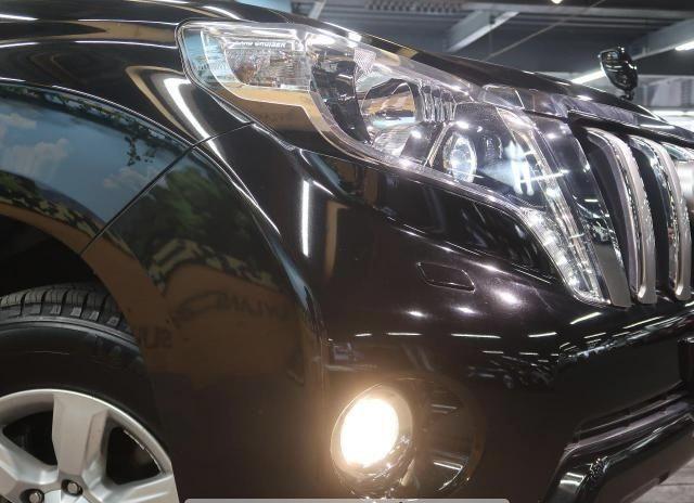 2015 Toyota Land Cruiser Prado full