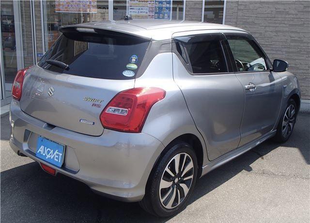 2017 Suzuki Swift full