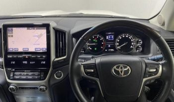 2016 Toyota Land Cruiser full