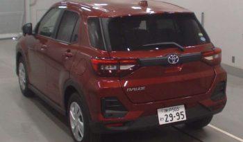 2020 Toyota Raize full
