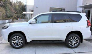 2021 Toyota Prado full