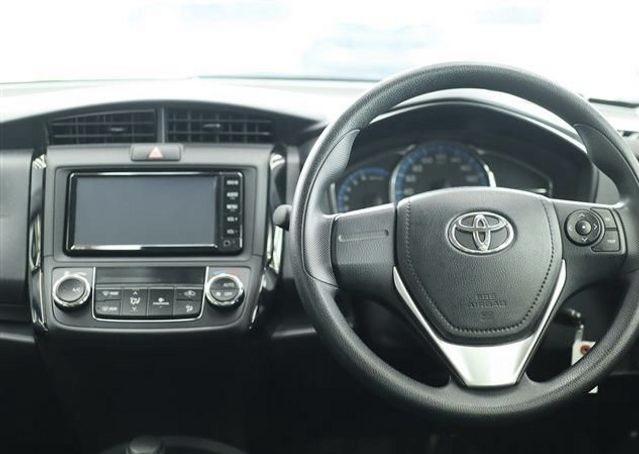 2017 Toyota Corolla Axio full