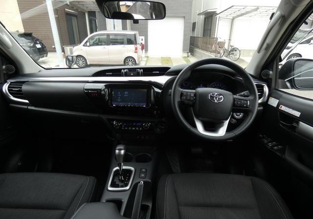 2018 Toyota Hilux full