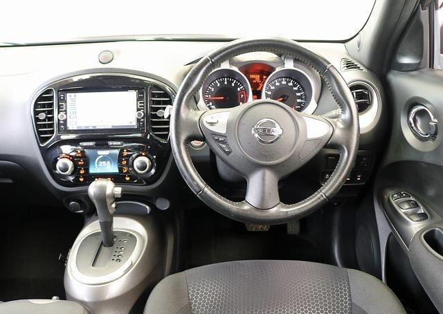 2016 Nissan Juke full